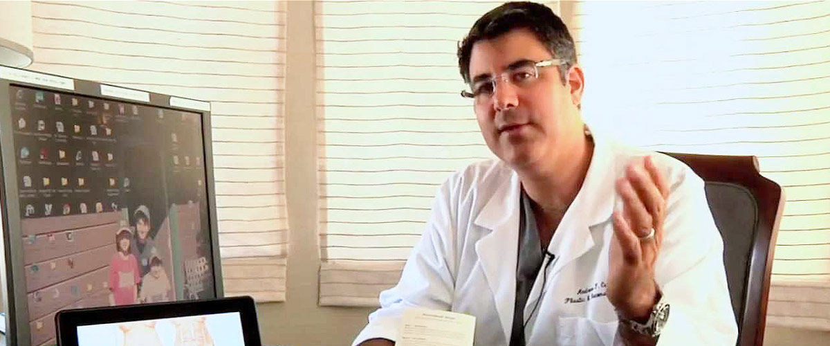Dr. Andrew Cohen on Breast Augmentations