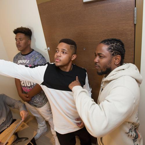 Kendrick-Selfie