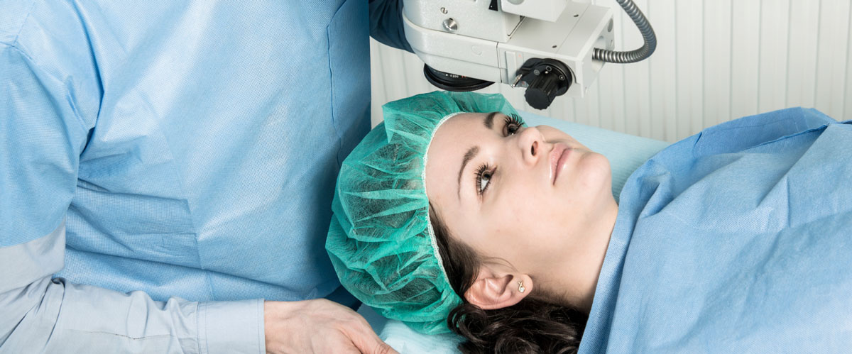 LASIK Surgery, is it right for you?