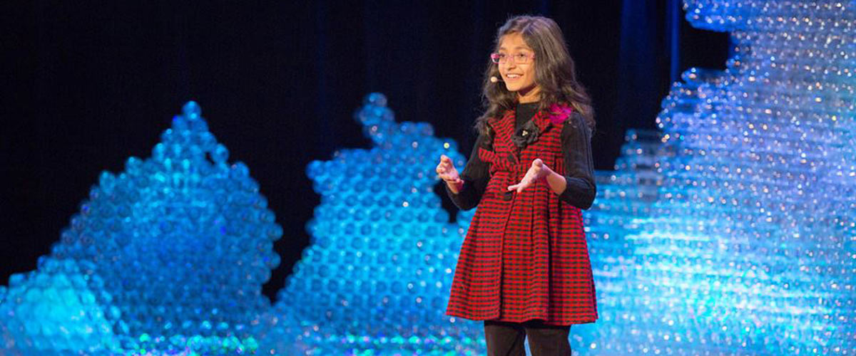 This week in TED: TED's Youngest Speaker has Mature Advice