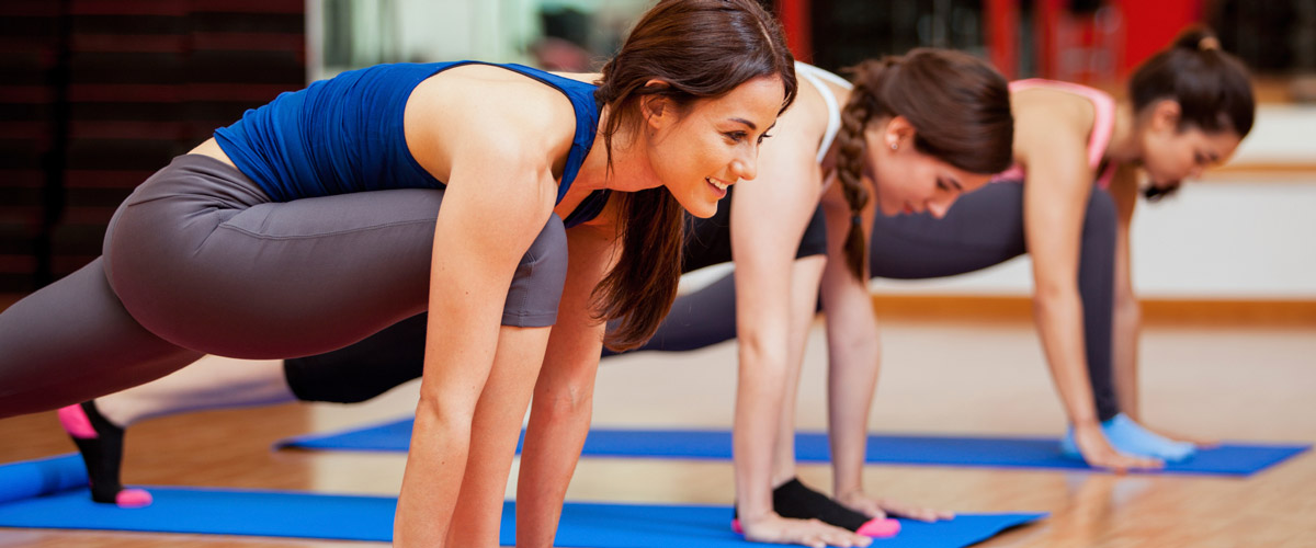 3 Ways Hot Yoga Makes You Stronger