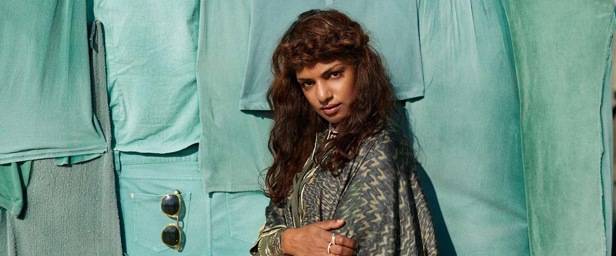 M.I.A. is Partnering with H&M to Reduce Clothing Waste