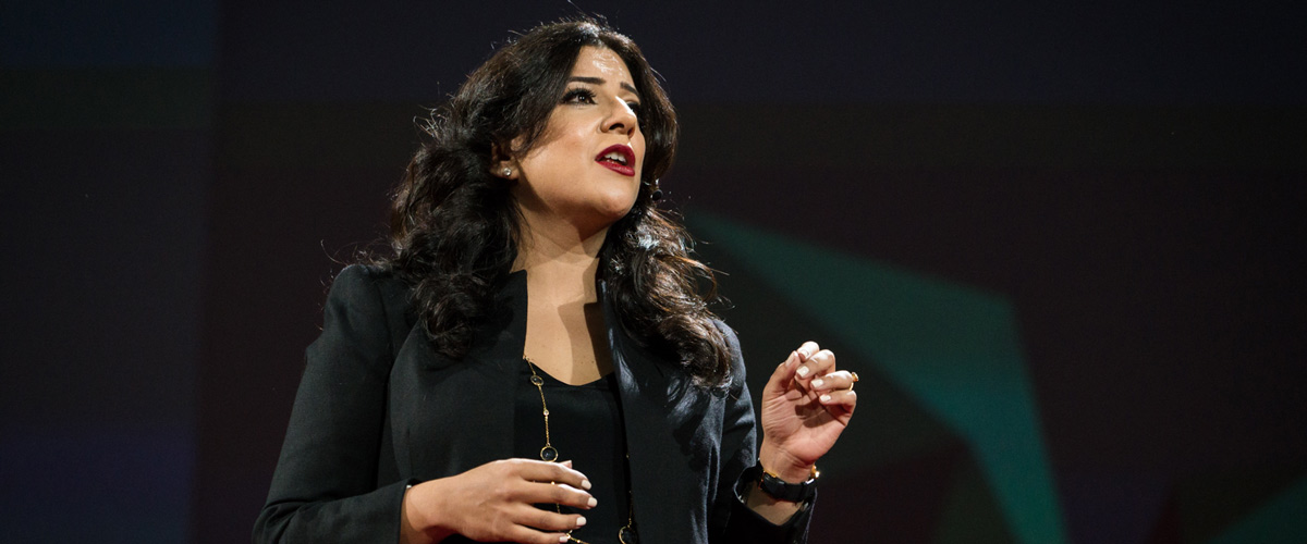 This Week in TED: Teach Girls Bravery, Not Perfection