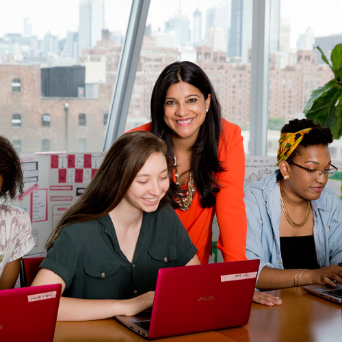 Reshma-Saujani-with-Girls-Who-Code