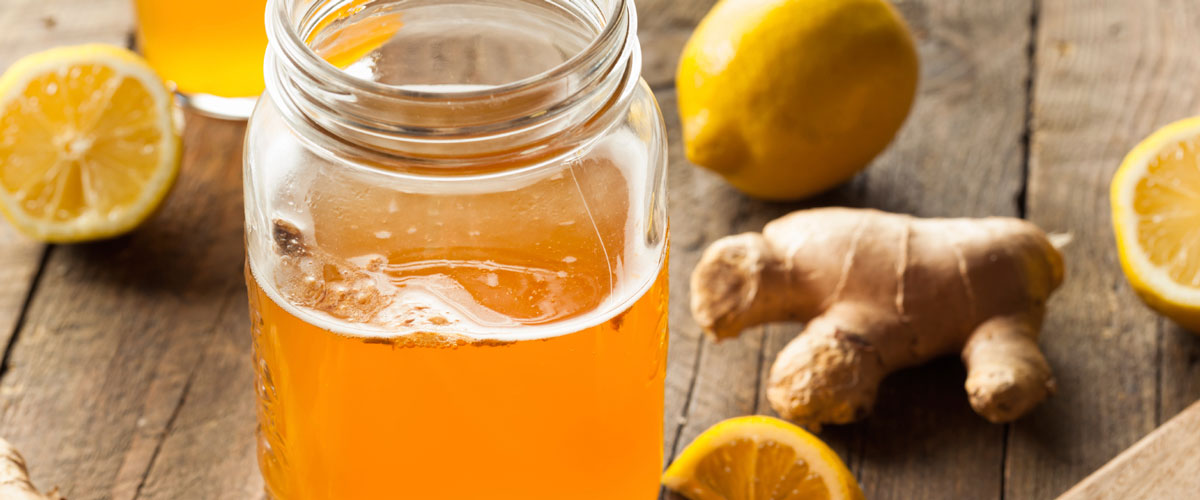 The Benefits of Kombucha Tea and How to Make It