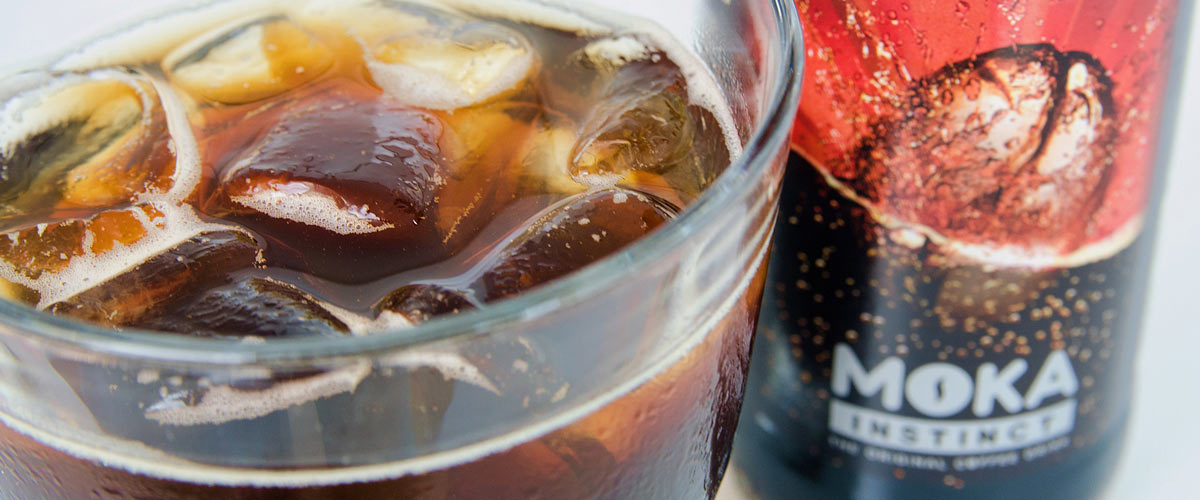 Brace Yourselves, Sparkling Coffee Has Arrived