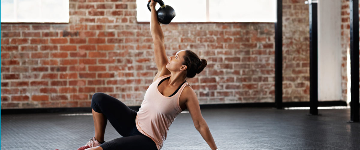5 Kettlebell Moves for a Stronger Core
