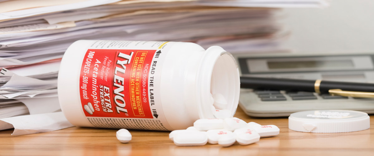 Are Painkillers Preventing Us from Feeling Other's Pain?