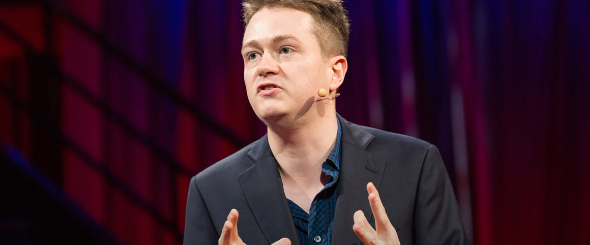 This Week In TED: The Opposite of Addiction is Connection