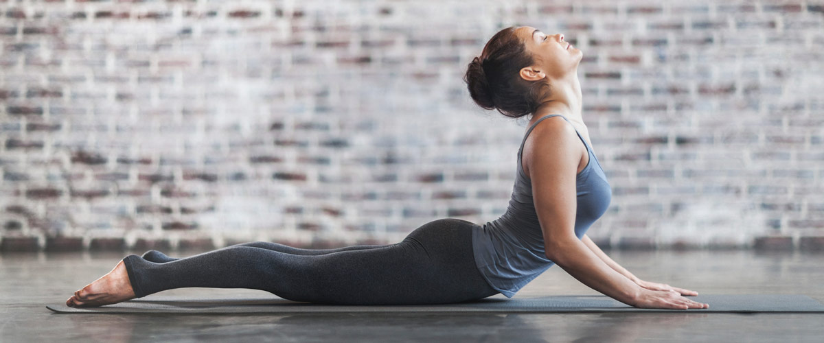 Easy Yoga Stretches for your Low Back Pain