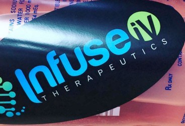 Infuse IV Bar is Giving People Vitamins Instead of Alcohol