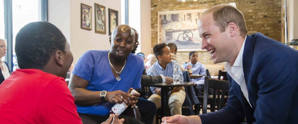 Prince William Pens an Inspiring Letter Tackling Mental Health