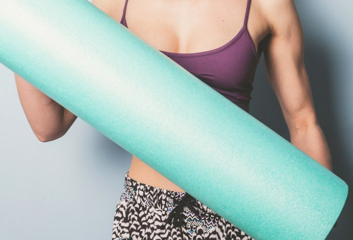 4 Reasons You Should Be Foam Rolling After a Workout