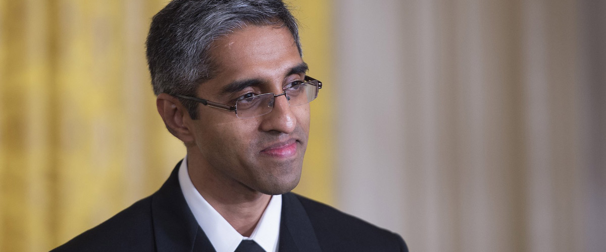 US Surgeon General Says Mental Health is a Top Priority