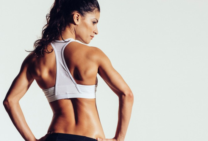 3 Exercises for a Toned Back You Can Do At Home
