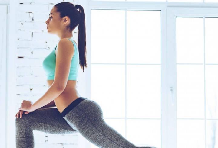 6 Exercises for a Better Booty