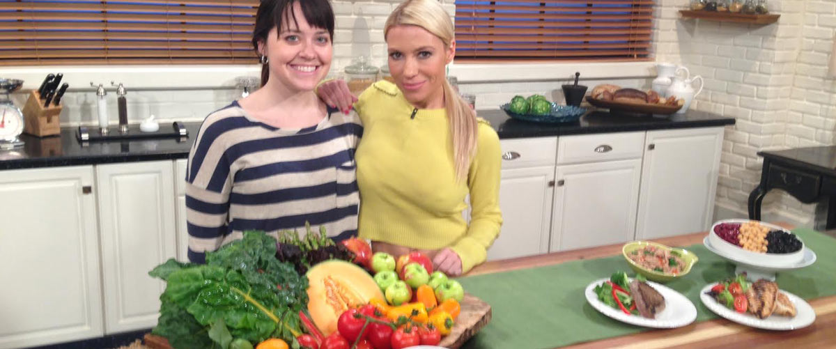 3 Simple, Nutritional Recipes from Tracy Anderson's Private Chef