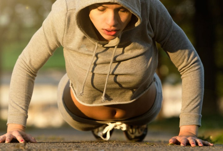 11 Variations of a Push-Up You Should Be Doing