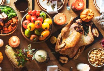5 Tips for Portion Control This Holiday Season: Merry Feasting!