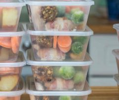 4 Reasons You Should Start Meal Prepping Today